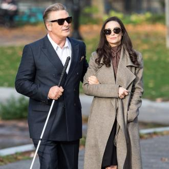 Alec Baldwin criticised for playing blind man in Blind