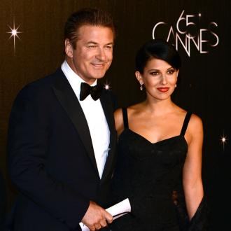 Alec Baldwin Takes Baby Home