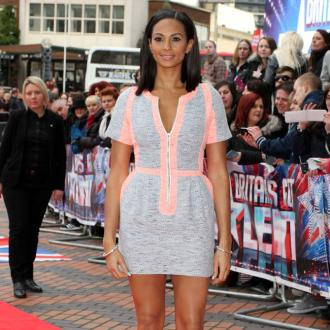 Alesha Dixon Pregnant With First Child