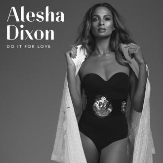 Alesha Dixon announces album