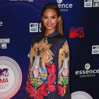 Alesha Dixon shares secret to flawless skin