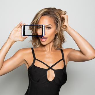 Alesha Dixon launches first make-up kit for selfies