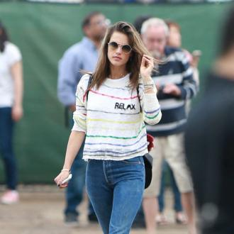 Alessandra Ambrosio's healthy hair hacks