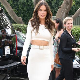 Alessandra Ambrosio: My Daughter Is A 'Little Fashionista'