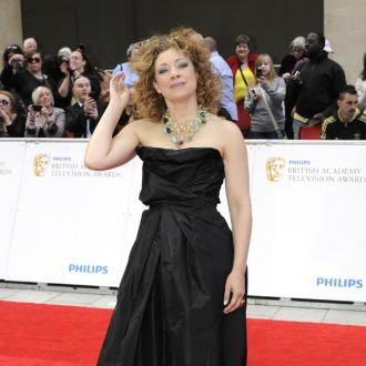 Alex Kingston weds for third time