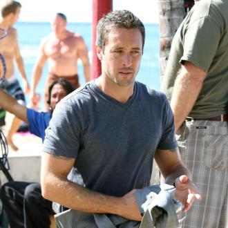 Baby Boy For Alex O'loughlin