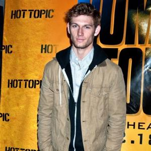 Alex Pettyfer Feared Ruining Movie