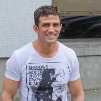 Alex Reid launches Fit at Forty
