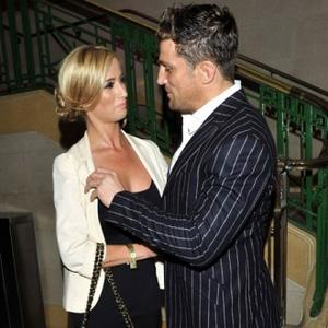 Alex Reid And Chantelle Get Cosy At Party