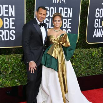 Alex Rodriguez supports Jennifer Lopez after Golden Globes loss