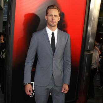 Alex Skarsgard loves being a sex symbol