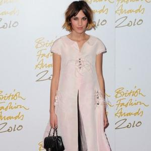 Alexa Chung Daunted By Style Icon Label
