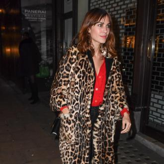 Alexa Chung doesn't 'love fashion'