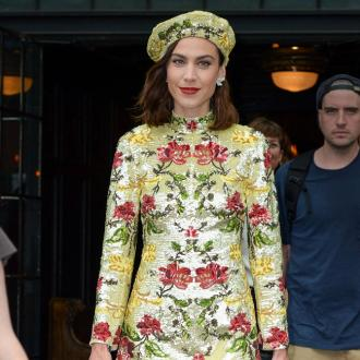 Alexa Chung hates celebrities who have stylists