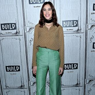 Alexa Chung 'intimidated' by fashion line