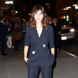 Alexa Chung Changes Clothes Three Times A Day