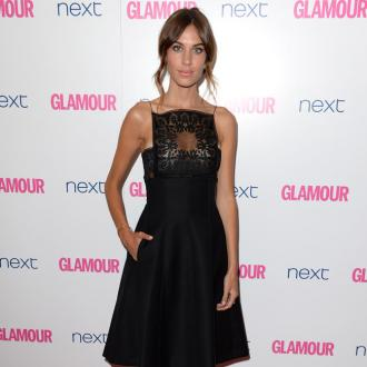 Alexa Chung Represents Brands She Believes In
