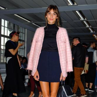 Alexa Chung teams up with Tommy Hilfiger