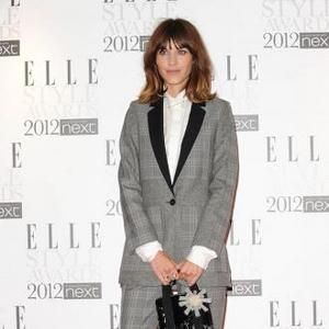 Alexa Chung Dating The Strokes' Guitarist