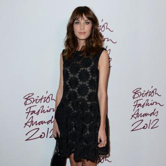 Alexa Chung's Style Icon Hat-trick