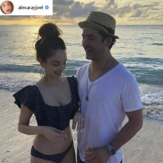 Alexa Ray Joel engaged