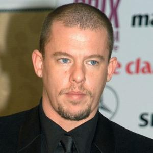 Alexander Mcqueen's Ashes Scattered