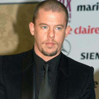 Alexander McQueen's DNA has been used to make leather accessories.