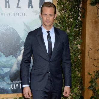 Gay kiss between Alexander Skarsgard and Christoph Waltz cut from Tarzan