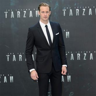 Alexander Skarsgard's tough scenes of violence