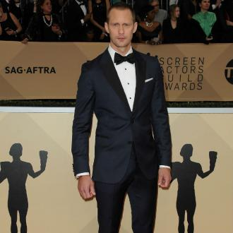 Alexander Skarsgard didn't have a home for two years
