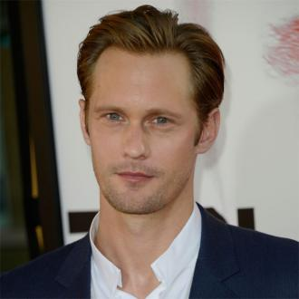 Alexander Skarsgard enjoyed naked mud bath on The East