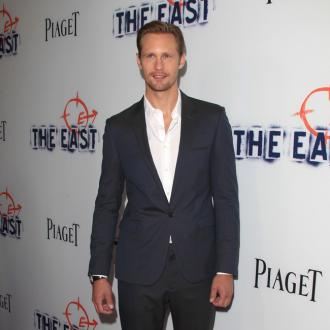 Alexander Skarsgard likes to disconnect