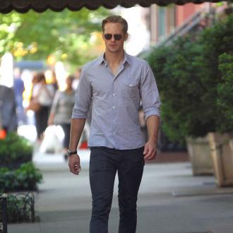 Alexander Skarsgard Not 'Cool Enough'