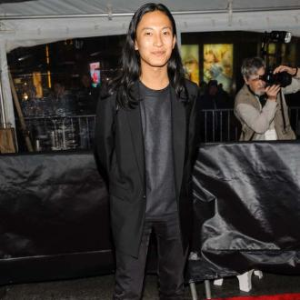 Alexander Wang leaves New York Fashion Week