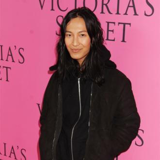 Alexander Wang likes 'tense' clothing