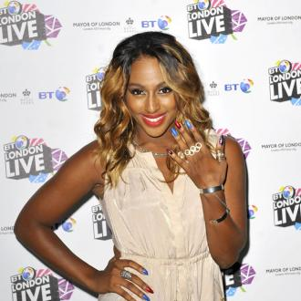 Alexandra Burke Leaves Rca