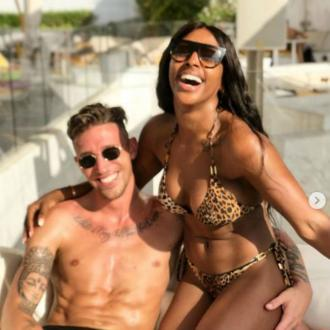 Alexandra Burke's boyfriend Angus MacDonald is cancer free