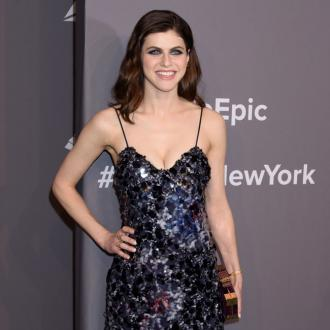 Alexandra Daddario 'feels lucky' to help movies get made