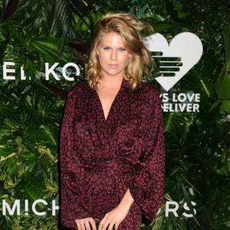 Alexandra Richards realised dad was famous after school teasing
