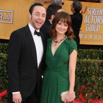 Alexis Bledel's co-star is 'very happy' about engagement