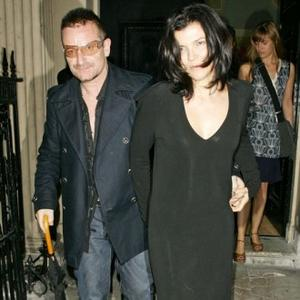 Ali Hewson's Poverty T-shirt