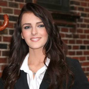 Ali Lohan Learns From Lindsay's Errors