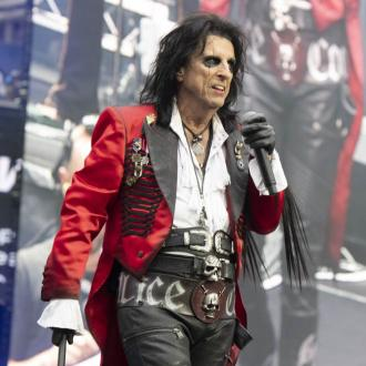 Alice Cooper: The word retirement doesn't exist in my vocabulary