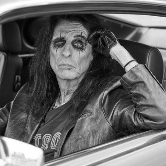 Alice Cooper announces new album, Detroit Stories