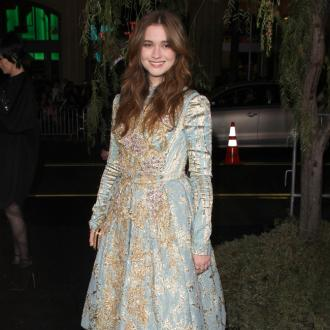 Alice Englert spellbound by Beautiful Creatures cast