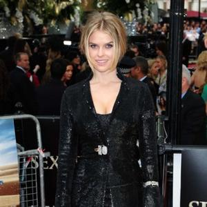 Alice Eve 'Lucky' With Star Trek 2 Casting
