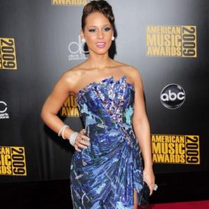 Alicia Keys Grateful For Baby