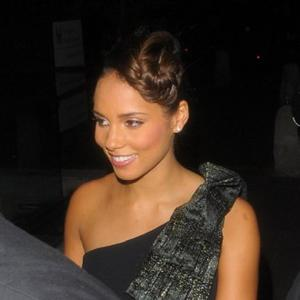 Alicia Keys' Louboutin Shoes