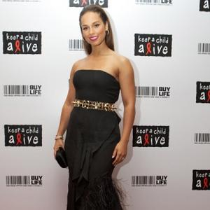 Alicia Keys Grows More Womanly