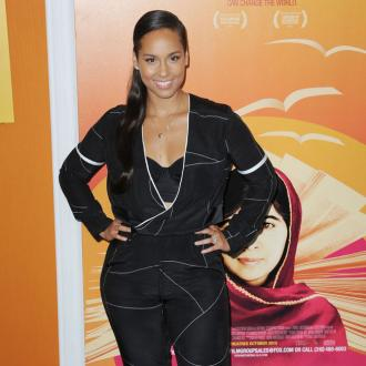 Alicia Keys' hopes for her sons